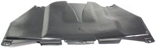 Under Cover S-Class Engine Splash Shield Perfect Fit Group REPM310161 Rear