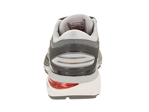 kayano mid Carbon Femme 39 Chaussures Grey Asics De Eu Gel Pour Gris 25 Course aWvz5n0v
