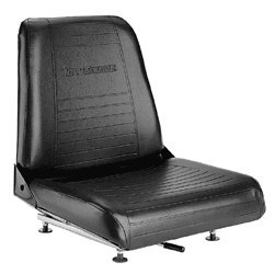 Universal Vynal Forklift Seat by MRK SALES