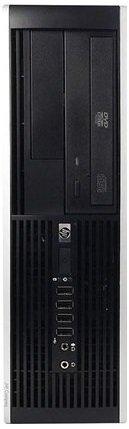 HP Elite Pro Business Premium Desktop PC Small Form Factor (SFF) High Performance, Intel Pentium Dual-Core CPU 2.6GHz, 4GB DDR3 RAM, 250GB HDD, DVD, Windows 7 Professional (Certified Refurbished)