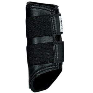 (All Sport Horse Boots, Large, Black,)