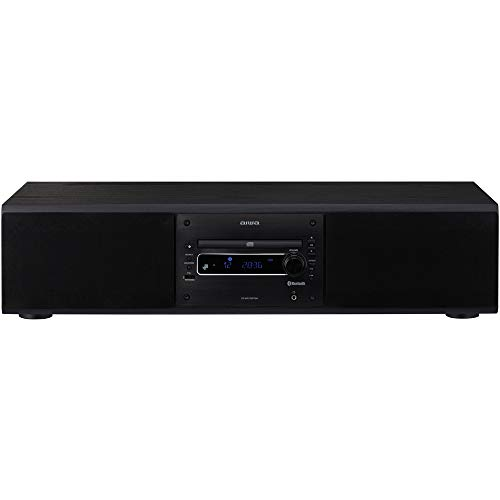 (AIWA CD System Component XR-BUX200 (Black)【Japan Domestic Genuine Products】【Ships from Japan】)