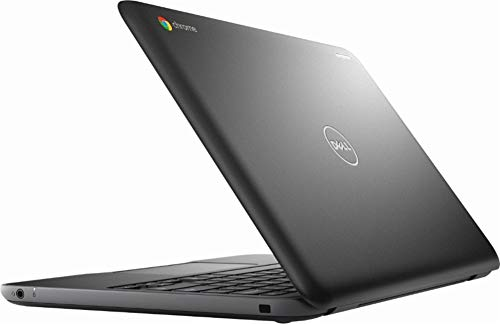 "2018 Flagship Dell Inspiron 11.6"" HDChromebook, Intel Dual-Core Celeron N3060 up to 2.48GHz, 4GBRAM 16GB SSD HDMI USB Bluetooth802.11ac HD Webcam Chrome OS"