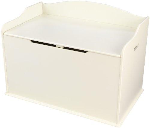 KidKraft Austin Toy Box Vanilla (Custom Storage Bench)