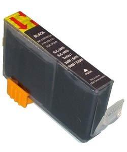 - Canon 4479A003AA, BCI-3eBk Black Inkjet Cartridge