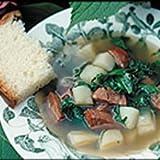 Blount Fine Foods Portuguese Kale Soup - 4 lb. package, 4 per case