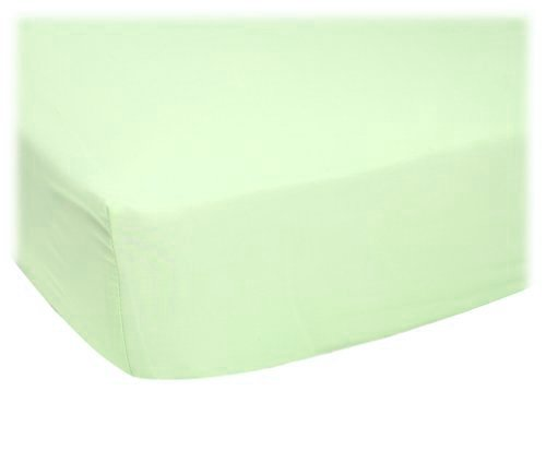SheetWorld Fitted Pack N Play (Graco) Sheets 27'' x 39'' - Soft Mint Jersey Knit - Made In USA(12 Pack) by sheetworld