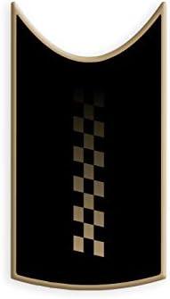 Adhesivo RESINADO SALVABARROS Trasero Scrambler CAF/È Racer APS-001