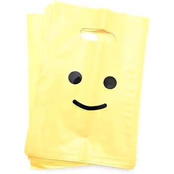Amazon.com: Sonrisa Bolsas amarillas, super fuertes 24 ...