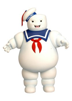 stay puft action figure - 8