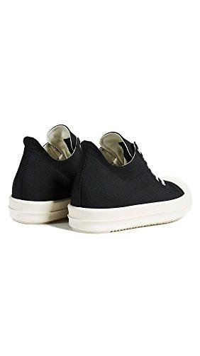 Rick Owens Drkshdw Mænds Scarpe Lave Sneakers Sort 1EKwkNERAd