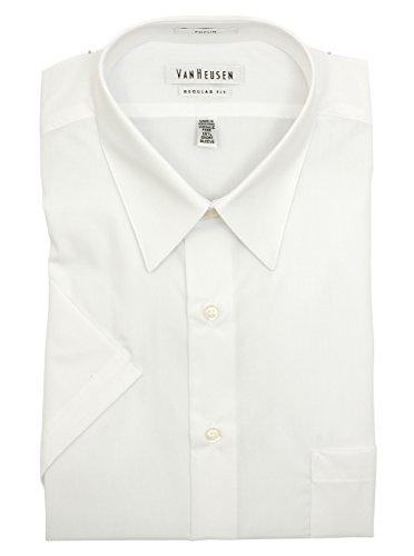 Van Heusen Short Sleeve Poplin product image