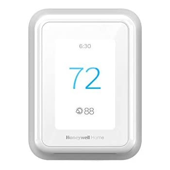 Honeywell TH9320WF5003 WiFi 9000 Color Touchscreen Thermostat, Works