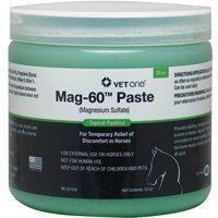 Mag-60 Paste Topical Poultice by Vet One