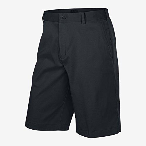 Nike Golf Men's Flat Front Short - 38 - Black (Tech Flat Front)