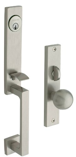 Baldwin Hardware 6562.150.FD York set Trim Front Door Handle by Baldwin