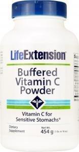 Life Extension Buffered Vitamin C Powder 454 Grams