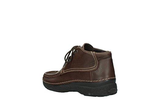 Wolky Comfort Boots Roll Moc Basic 530 braun Leder