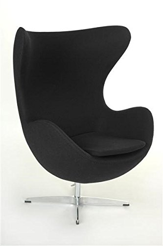 Ei Sessel Egg Chair Reproduktion Von Arne Jacobsen Design Zeitlos