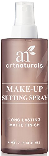 ArtNaturals Natural Makeup Setting Spray - (4 FL OZ / 120ML) - Long Lasting and All Day Extender – Made with Aloe Vera 4 FL OZ / 118 ML