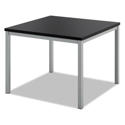 Occasional Corner Table, 24w x 24d, Black, Sold as 1 Each by Generic