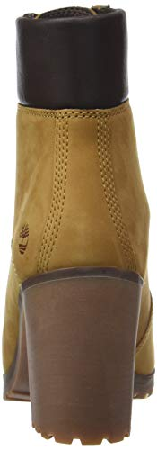 Timberland Hautes Marron Up inch Lace Bottes Femme 231 6 Allington wheat YxH4rY