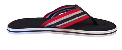NAPaPIJRI TOLEDO FOOTWEAR, Men's Flip Flops, blue (blue / Navy blue Size 9 UK