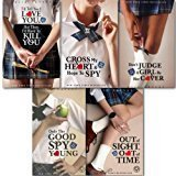 img - for Ally Carter Gallagher girls collection 1-5 Books set. (. (I'd Tell you I love you, But then I'd have to kill you, Cross my heart and hope to spy, don't judge a girl by her cover Only the Good Spy Young and Out of sight, Out of Time)) book / textbook / text book