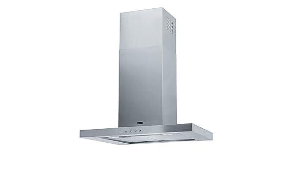 Franke FDF 7254 XS 470 m³/h De pared Acero inoxidable B - Campana (470 m³/h, C, A, C, 67 dB, 53 dB): Amazon.es: Bricolaje y herramientas