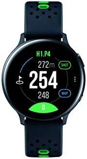 Samsung Electronics Galaxy Watch Active 2 44MM BT (Golf Edition), Black - US Version with Warranty (SM-R820NZKGGFU)