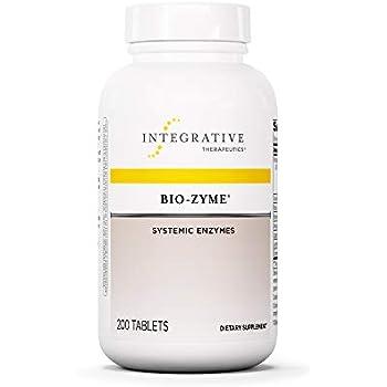 Amazon Com Integrative Therapeutics Bio Zyme Systemic