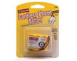 Sanyo Cordless Telephones - Sanyo PC-H08 Cordless Phone Battery