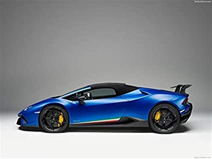 Amazon.com Lamborghini Huracan Performante Spyder 2019