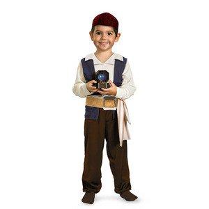 Jack Sparrow Toddler Costume - Medium -