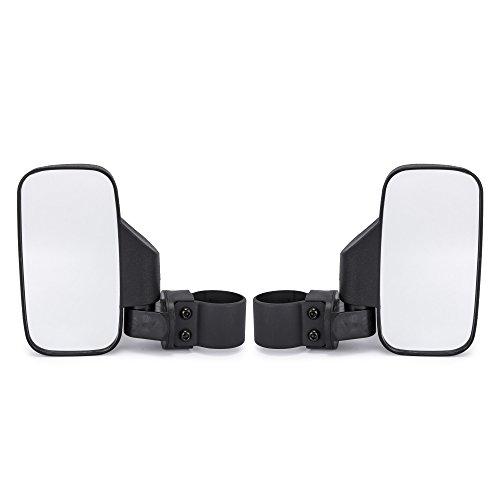 - universal UTV Rear View mirror Side Mirror mirror with 1.75
