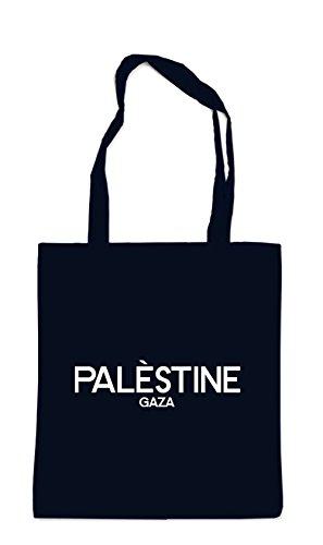 Palèstine Gaza Bag Black