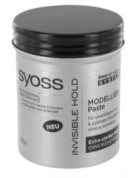 Syoss Gel Modellier-Paste Invisible Hold 100 ml