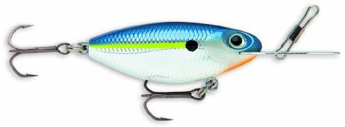 Storm Hot 'N Tot MadFlash 05 Fishing Lure, Blue Steel Shad