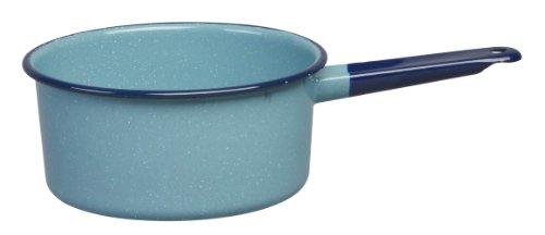 Cinsa 312126 Sauce Pan, Blue, 2-Quart