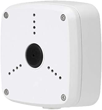 Lorex ACJNCD3B Outdoor Junction Box for 3 Screw Base Cameras White