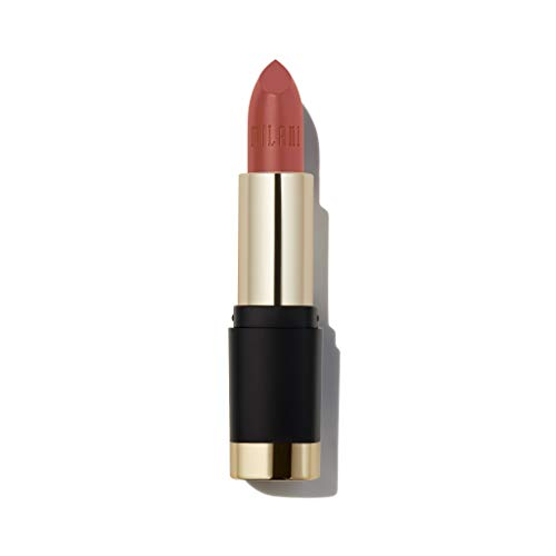 Milani Bold Color Statement Matte Lipstick - I Am Radiant (0.14 Ounce) Vegan, Cruelty-Free Bold Color Lipstick with a Full Matte ()