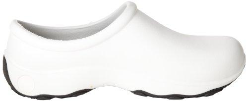 Dawgs Heren Tracker Pro Antislip Werkschoen Wit / Zwart