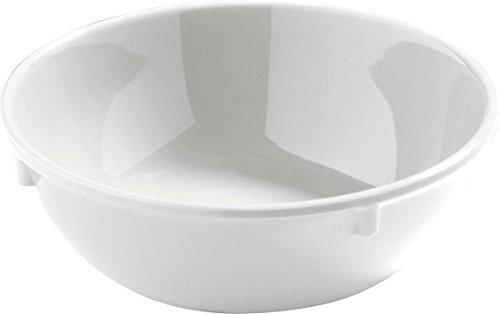 Carlisle 4386237 Dayton Melamine Nappie Bowl, 10 Oz, Bavarian Cream (Set of (10 Ounce Nappie Bowl)
