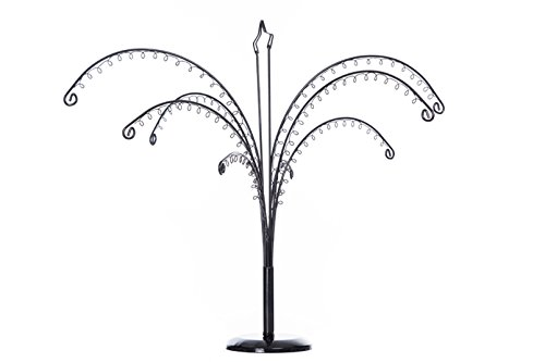 Earring display rotable approximately 29x29 inch