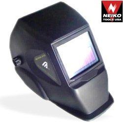 Solar Power Auto Darkening Welding Helmet with Mig/tig Switch