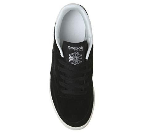 2 Femme Chaussures Fitness black Reebok Club 85 000 Multicolore Basic C premium De chalk UYxqvUFT