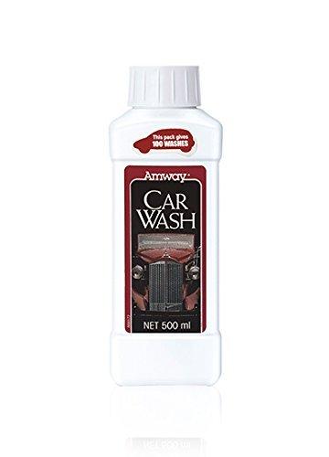 Nexxatm Amway Car Wash concentrato liquido (500 ml), pulizia micro fibra guanti