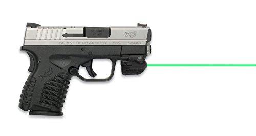 Rail Mounted Laser (Green)