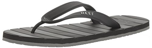 Reef Herren Switchfoot Zehentrenner Schwarz (Black Bla)