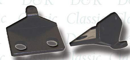 Air Door Support Brackets Hood 1970-1972 Chevelle